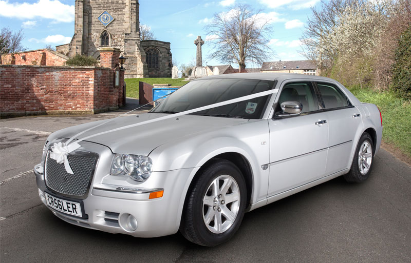 Baby Bentley 300C Saloon executive wedding car