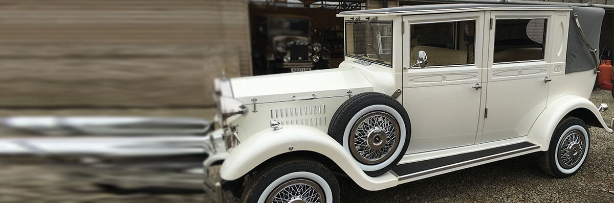 Imperial Viscount wedding car